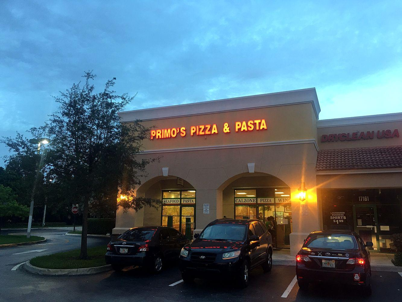 HOME - Primos Pizza and Pasta